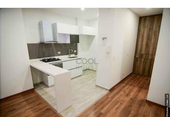 Apartamento en Caobos Salazar, Cedritos - 59mt, una alcoba, balcón