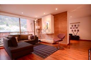 Apartamento en Chapinero Alto, Chapinero - 167mt, tres alcobas, terraza