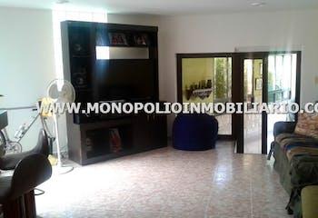 Apartamento en venta en Los Balsos de 6 alcobas