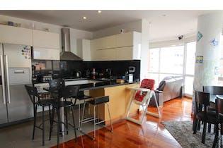 Apartamento en Chapinero Alto, Chapinero - Tres alcobas