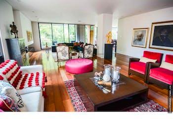 Apartamento en venta en Chicó Reservado de 340m² con Gimnasio...