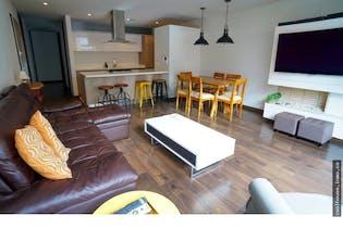 Apartamento en Chicó-El Virrey, con 2 Habitaciones - 106 mt2.