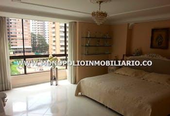 Apartamento en La Tomatera, El Poblado con 4 habitaciones - 260 mt2.