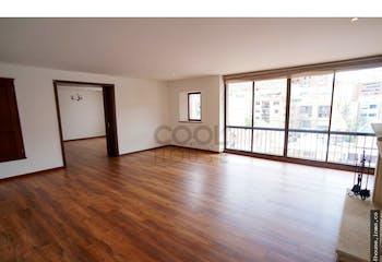 Apartamento en Chicó-Rosales, con 4 Habitaciones - 326 mt2.