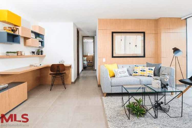 Portada Apartamento en Itagüí-Guayabalía, con 3 Alcobas - 77 mt2.