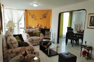 Apartamento en Carlos Lleras, Ciudad Salitre - 104mt, cuatro alcobas