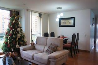 Apartamento en Spring, Colina Campestre - 116mt, tres alcobas, terraza