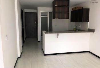 Apartamento en Sector Copacabana - 64.50mt, tres alcobas, balcón
