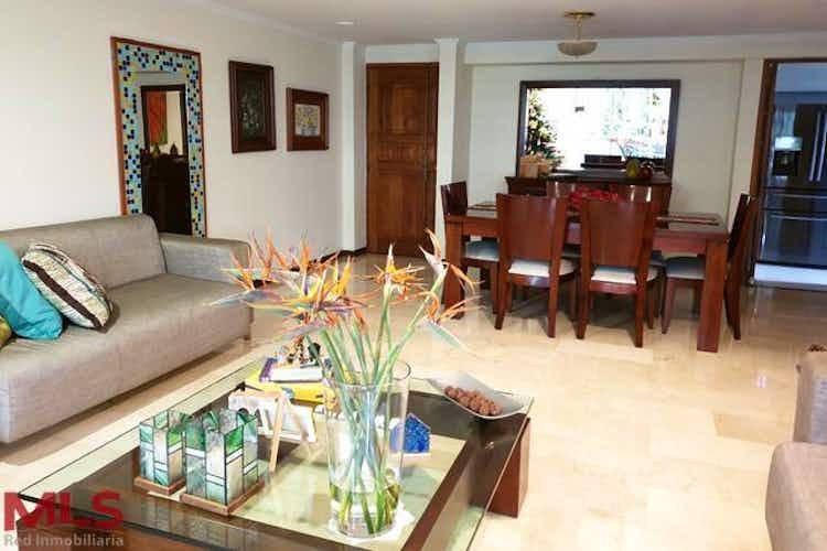 Portada Apartamento en La Tomatera, Poblado - 154mt, tres alcobas, balcón