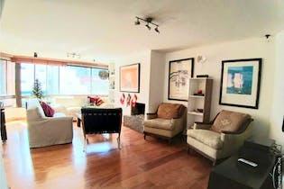 Apartamento en La Cabrera, Chico - 163mt, tres alcobas, chimenea