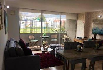 Apartamento en Engativá-Gran Granada, con 3 Habitaciones - 78 mt2.