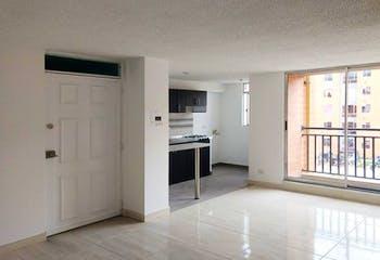 Apartamento en venta en Casco Urbano Soacha de 3 hab. con Bbq...