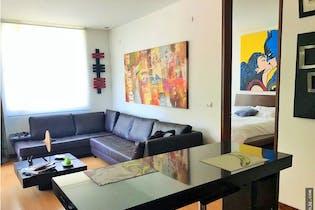 Apartamento en el Refugio, Bogotá, con 2 habitaciones-75mt2