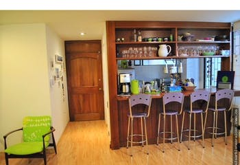 Chico Norte, Apartamento en venta en Rincón Del Chicó de 1 alcoba