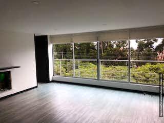 La vista de la vista desde la ventana de la casa en Bosque 150
