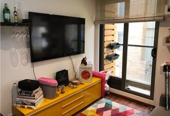 Rentando Chico, Apartamento en venta en Chicó Navarra de 1 hab. con Bbq...