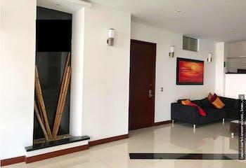Apartamento en venta en Chicó Navarra, 84m² con Balcón...