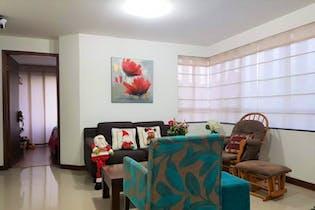 Apartamento en Laureles-La Castellana, con 2 Habitaciones - 75.42 mt2.