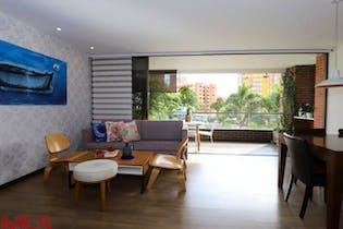 Apartamento en El Poblado-La Tomatera, con 3 Habitaciones - 134.47 mt2.