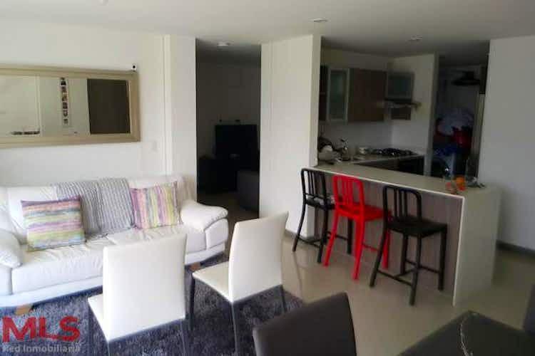 Portada Apartamento en venta en Ciudad del Rio, 106mt con balcon.
