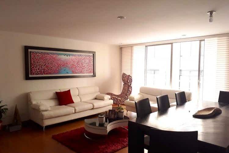 Portada Apartamento en Contador, Cedritos - 113mt, tres alcobas, balcón