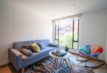 Apartamento en venta en Rincón Del Chicó de 50m² con Bbq...