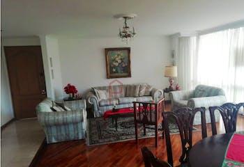 Apartamento en el Poblado, Campestre - 183mt, tres alcobas