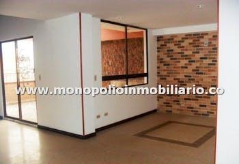 Apartamento en venta en La Villa de 4 alcobas