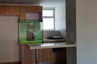 Apartamento en Manchester, Bello - 61mt, dos alcobas, balcón