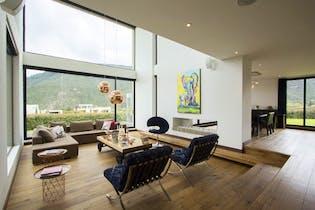 Casa en La Calera, La Calera - 790mt, dos niveles, cuatro alcobas