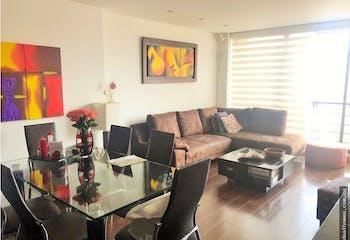 Apartamento en venta en Barrio Cedritos 118m² con Bbq...