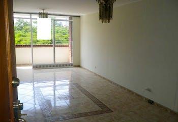 Apartamento en Cuarta Brigada, El Estadio, con 3 habitaciones-115m2.