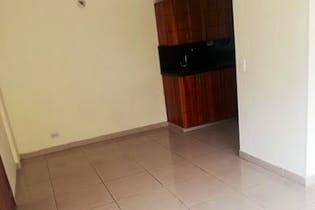 Apartamento en Loma del Indio, Poblado - 54mt, dos alcobas, balcón