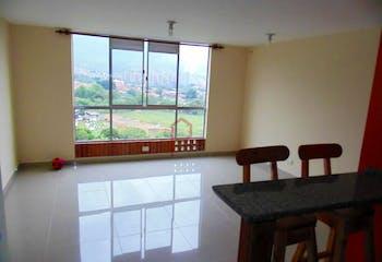 Apartamento en Bello El Trapiche ,62 mts2-3 Habitaciones.