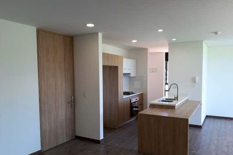 Portada Apartamento en Aposentos Parte Alta, Sopo - 95mt, tres alcobas, balcón