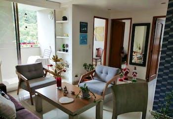 Apartamento En Belén-El Rincón, con 3 Habitaciones - 63 mt2.