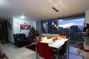 Apartamento en Envigado-Loma de Cumbres, con 3 Habitaciones - 89.9 mt2.
