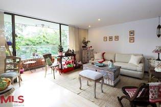 Apartamento en El Poblado-San Lucas, con Balcón - 120 mt2.