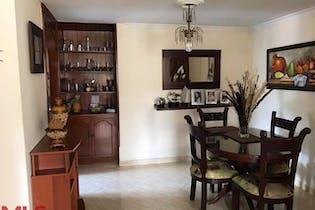 Apartamento en venta en Simon Bolivar de tres habitaciones