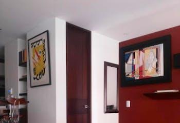Apartamento en Rincón del Chicó, Barrios Unidos, 1 habitación- 60m2.