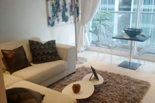 Apartamento en venta en Las Nieves de 1 alcoba