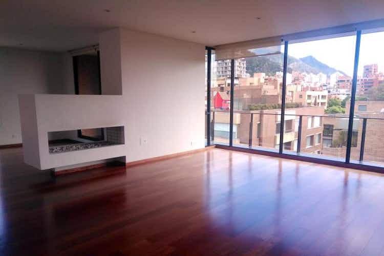 Portada Apartamento en la cabrera, Bogotá, con 3 habitacion-282mt2