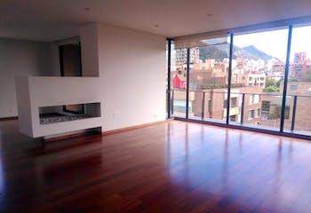 Apartamento en la cabrera, Bogotá, con 3 habitacion-282mt2