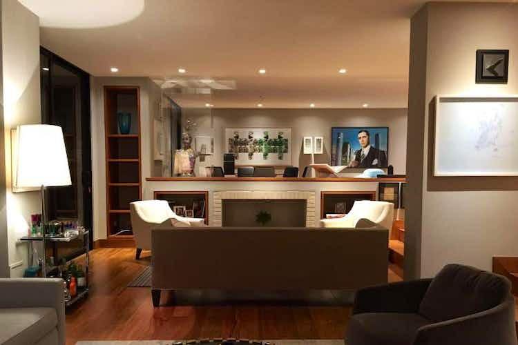 Portada Apartamento en Chico Seminario, Bogotá, con 4 habitacion-426mt2