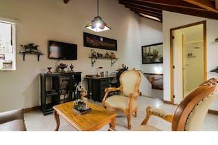 Casa en El poblado,Con 3 habitacion- 171mt2