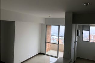 Apartamento en Sabaneta Asdesillas. Con 3 habitación- 66.4mt2