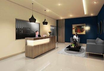 Vivienda nueva, Ikará, Apartamentos en venta en La Gaitana con 59m²
