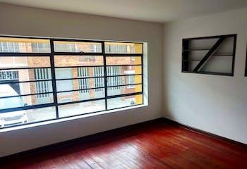 Apartamento En Venta En Santa ana sur de 80,55mt2 con patio.