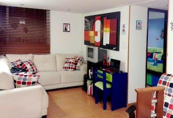Apartamento en venta en Bosa Santafé con acceso a Gimnasio