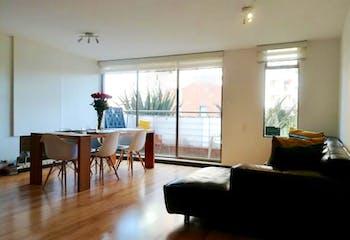 Apartamento en venta en Pradera Norte de 3 hab. con Gimnasio...